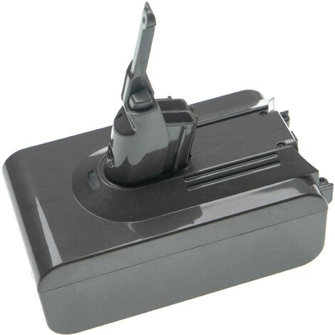 vhbw batterie compatible avec Dyson SV10, V8, V8 Absolute, V8 Absolute Cord-Free aspirateur Home Cleaner (4000mAh, 21,6V, Li-Ion)