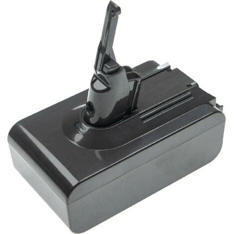 vhbw Batterie compatible avec Dyson SV10, V8, V8 Absolute, V8 Absolute Cord-Free robot électroménager (5000mAh, 21,6V, Li-ion)