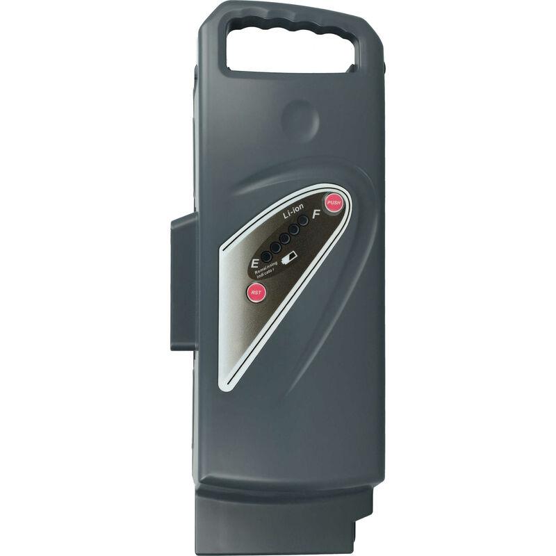 vhbw batterie compatible avec Flyer C10, C10 HS, C11 HS, C12 HS, C6, C8 HS, L10, L10 HS, L11, L11 HS E-bike (13200mAh, 25,2V, Li-ion)