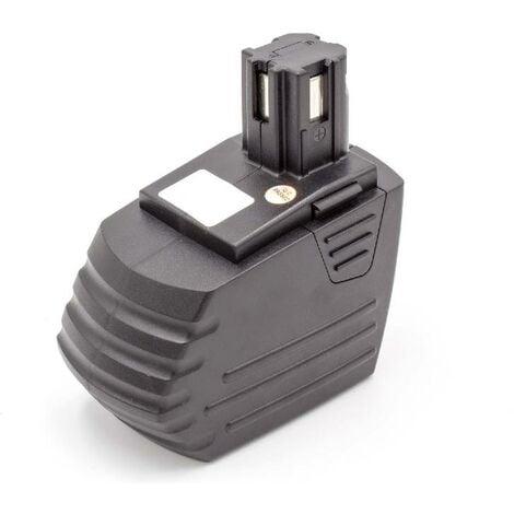vhbw Batterie compatible avec Hilti SF150, SF150A, SF150-A, SF151, SF151A, SF151-A, SFH151, SFH 151-A outil électrique (1500mAh NiMH 15,6V)
