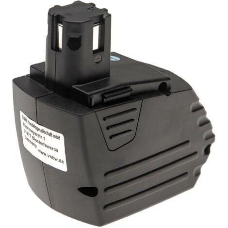 vhbw Batterie compatible avec Hilti SF150, SF150A, SF150-A, SF151, SF151A, SF151-A, SFH151, SFH 151-A outil électrique (2000mAh NiMH 15,6V)