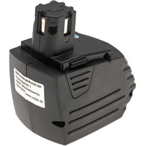 vhbw Batterie compatible avec Hilti SF150, SF150A, SF150-A, SF151, SF151A, SF151-A, SFH151, SFH 151-A outil électrique (2500mAh NiMH 15,6V)