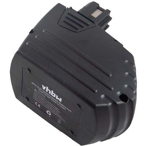 vhbw Batterie compatible avec Hilti SF150, SF150A, SF150-A, SF151, SF151A, SF151-A, SFH151, SFH 151-A outil électrique (3300mAh NiMH 15,6V)