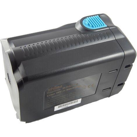 vhbw Batterie compatible avec Hilti TE 500-A36 outil électrique (6000mAh Li-ion 36 V)