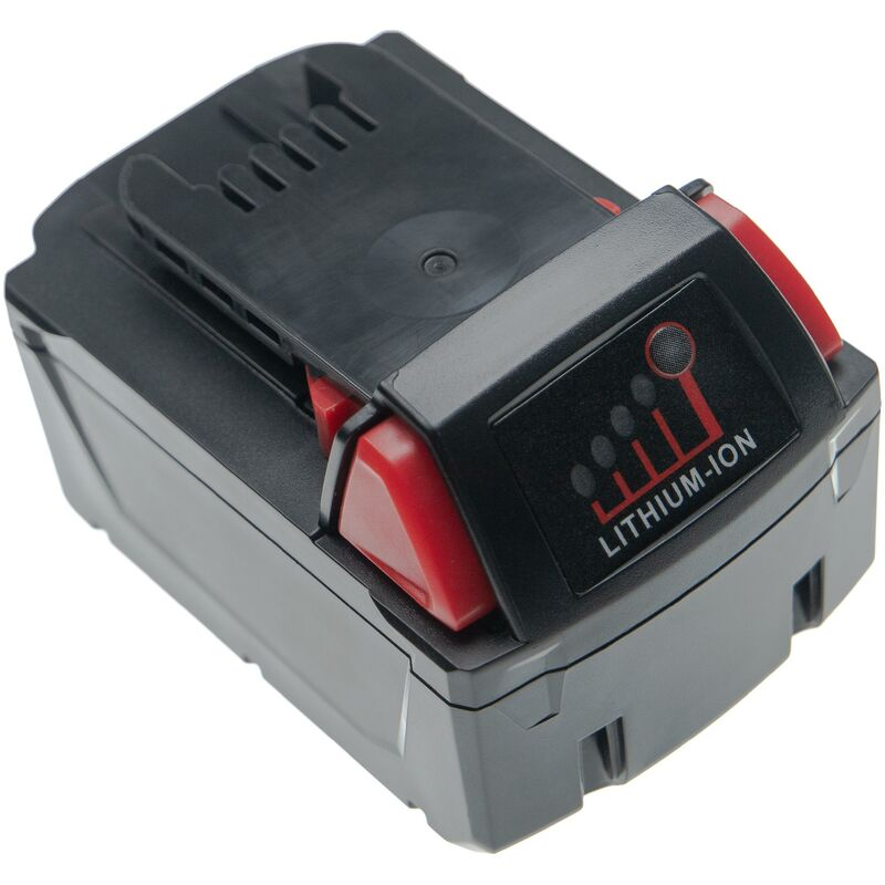 Batterie compatible avec Milwaukee 5361-24, 5361-52, 6310-20, 6310-22, 6320-20, 6320-21, 6320-22 outil électrique (4000mAh Li-ion 18V) - Vhbw
