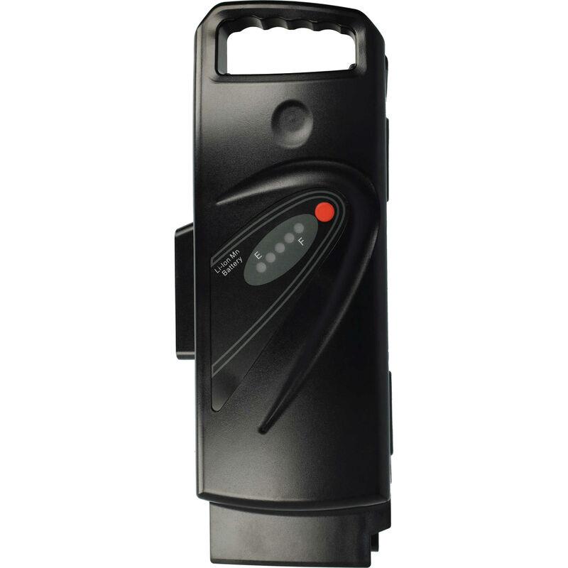 vhbw batterie compatible avec Panasonic Flyer C10 HS, C11 HS, C12 HS, C6, C8 HS, L10 HS, L11 HS E-bike (17600mAh, 25,2V, Li-ion)