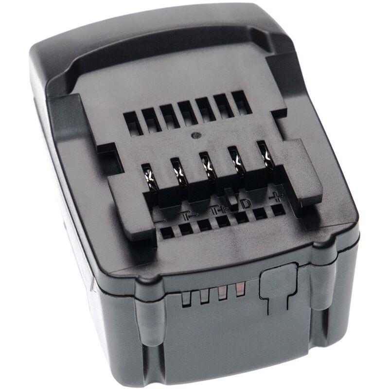 vhbw Batterie compatible avec Rothenberger RO AG 8000, RO DD60, RO FL180, RO ID400, RO RH4000 outil électrique (4000mAh Li-Ion 18V)