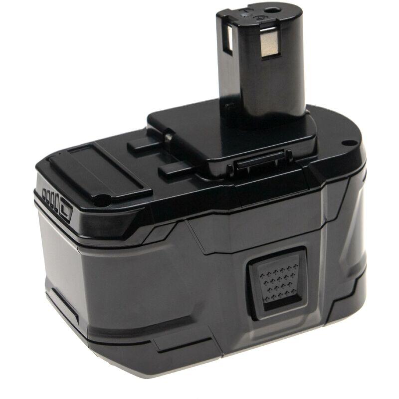 Batterie compatible avec Ryobi LDD1802PB, LDD-1802PB, LFP-1802S, LRS-180, OBL-1801 outil électrique (9000mAh Li-ion 18 V) - Vhbw