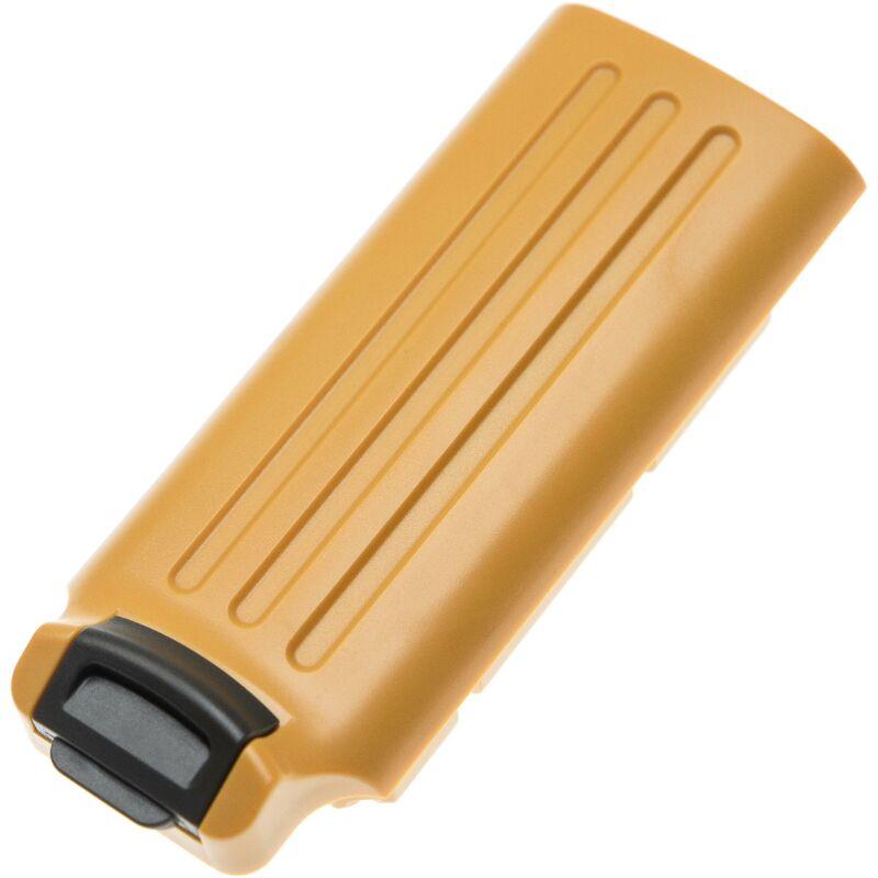 vhbw Batterie compatible avec Topcon GR3, GR5 GNSS-Receiver outil de mesure (3900mAh, 7,2V, Li-ion)
