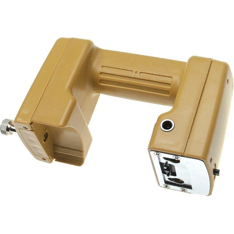 vhbw Batterie compatible avec Topcon GTS-3, GTS-3A outil de mesure (2700mAh, 7,2V, NiMH)