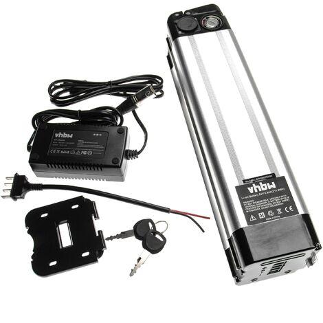 """main image of """"vhbw Batterie de vélo 8,8Ah 24V Li-Ion chargeur compatible avec Prophete, Mifa, E Bike, vélos électriques inclus"""""""