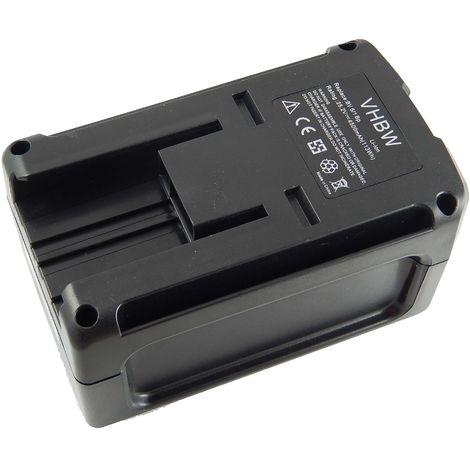 vhbw Batterie Li-Ion 4500mAh (25.2V) pour appareil de nettoyage Kärcher BV 5/1 BP, EF426, T 9/1 BP comme 6.654-255.0, 6.654-183.0, entre autres.