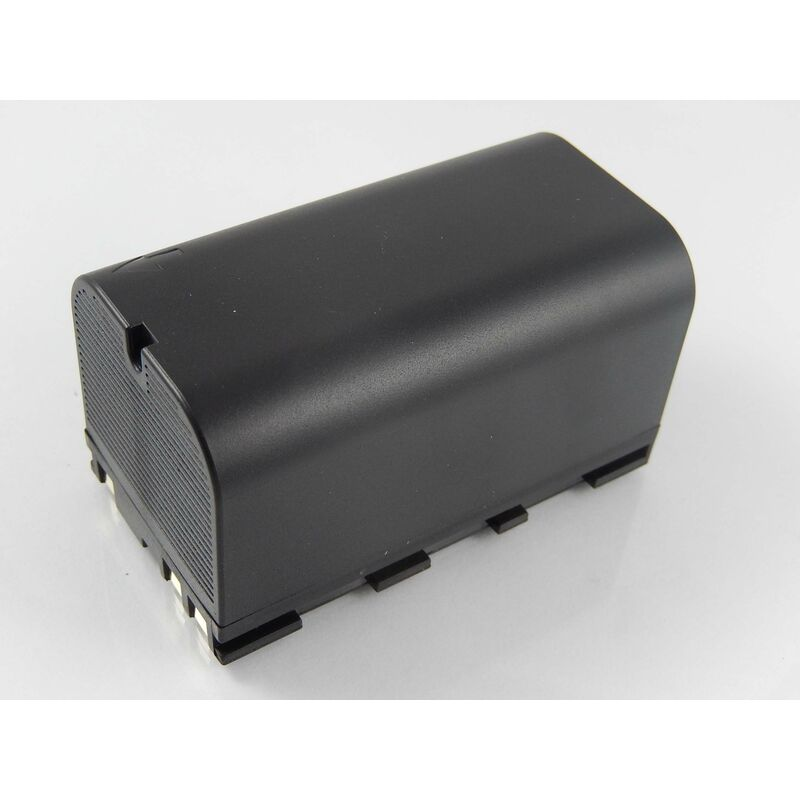 Batterie Li-Ion 5600mAh (7.4V) pour caméra laser Leica Flexline TS02, TS06, TS09 comme 724117, 733269, GEB90. - Vhbw