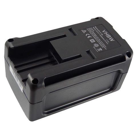 vhbw batterie Li-Ion 6000mAh (25.2V) pour purificateur Kärcher BV 5/1 BP, EF426, T 9/1 BP comme 6.654-255.0, 6.654-183.0, et autres