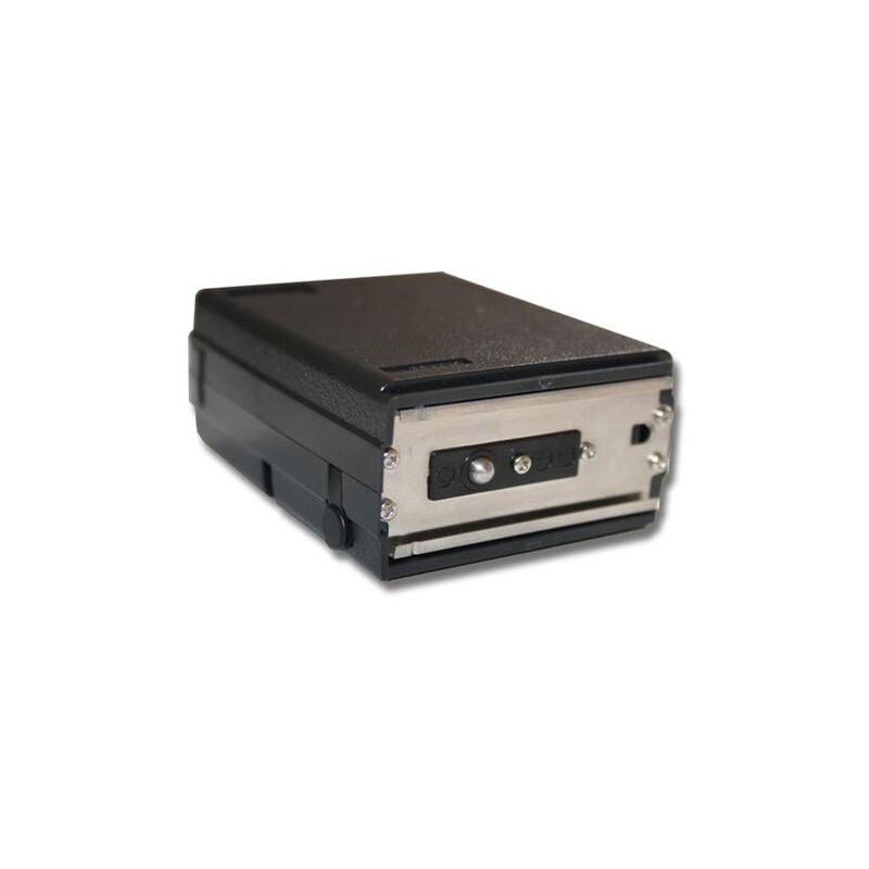 Batterie NiMH 1000mAh (13.2V) pour radio, talkie-walkie iCOM IC-4GAT, IC-A2, IC-A20, IC-A21, IC-H12, IC-H16, IC-H2, IC-H6 comme CM-7, BP-7, CM-7G