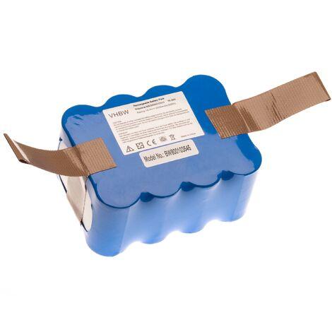 vhbw batterie NiMH 2200mAh (14.4V) compatible avec Solac EcoGenic, R aspirateur robot Home Cleaner remplace YX-Ni-MH-022144, NS3000D03X3, aspirateur