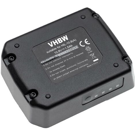 vhbw batterie remplace Hilti B 12/2.6, B 12/4.0 pour outil électrique (1500mAh Li-Ion 10,8V)