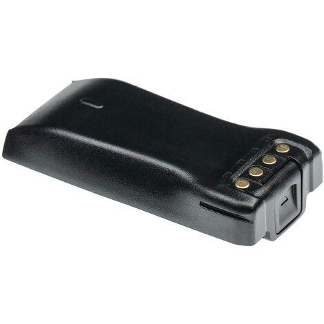 vhbw batterie remplace Hytera BL2505 pour radio talkie-walkie (2500mAh, 7.4V, Li-Ion)