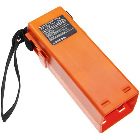 """main image of """"vhbw Batterie remplace Leica 402210, GEB70 pour télémètre laser outil de mesure (4000mAh 12V NiMH)"""""""