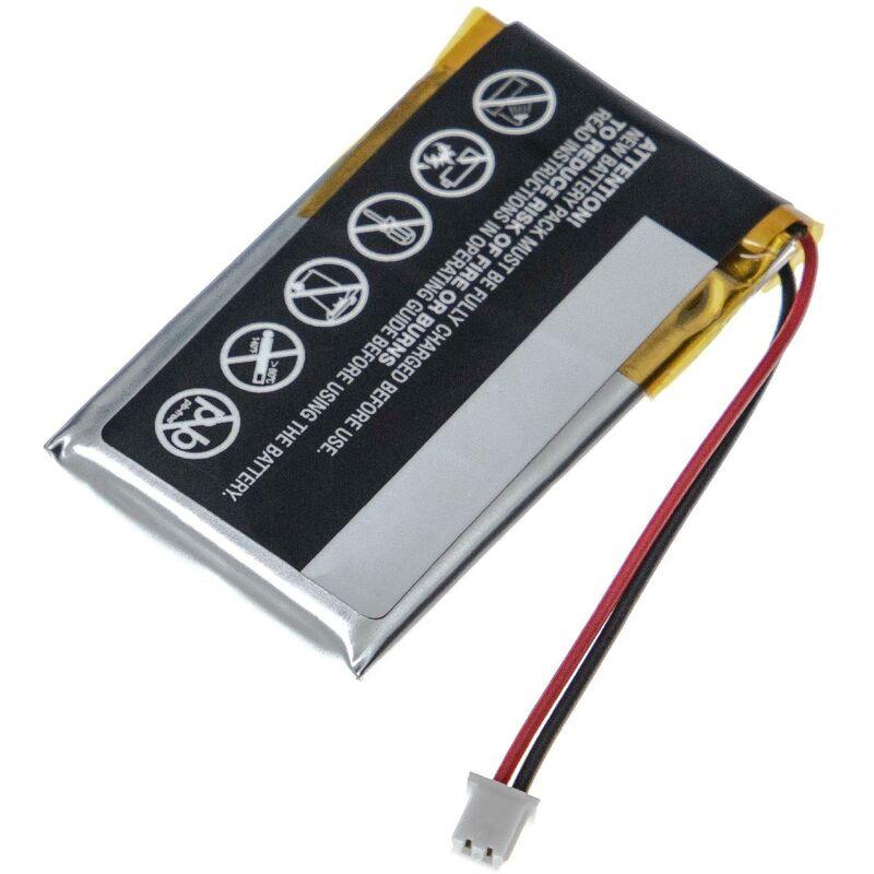 batterie remplace Sena ICP40/25/40P pour casque écouteurs casque micro sans fil (350mAh, 3.7V, Li-Polymère) - Vhbw