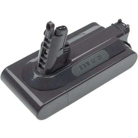 vhbw Batterie remplacement pour Dyson 206340, 969352-02, SV12 pour aspirateur, robot électroménager (2000mAh, 25,2V, Li-ion)