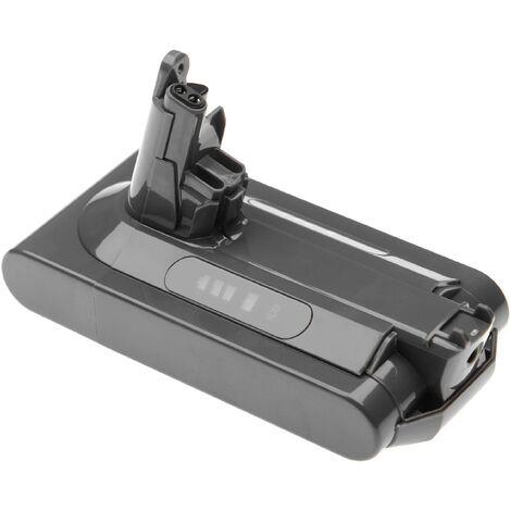 vhbw Batterie remplacement pour Dyson 206340, 969352-02, SV12 pour aspirateur, robot électroménager (2500mAh, 25,2V, Li-ion)