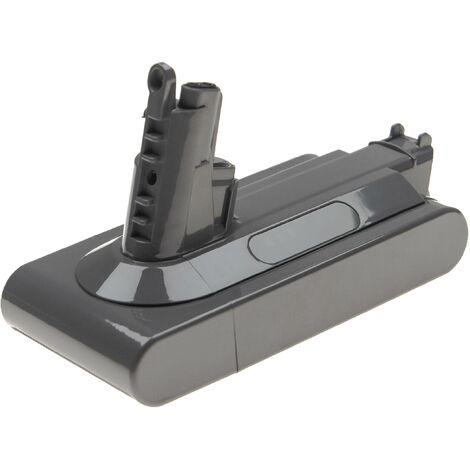 vhbw Batterie remplacement pour Dyson 206340, 969352-02, SV12 pour aspirateur, robot électroménager (3000mAh, 25,2V, Li-ion)