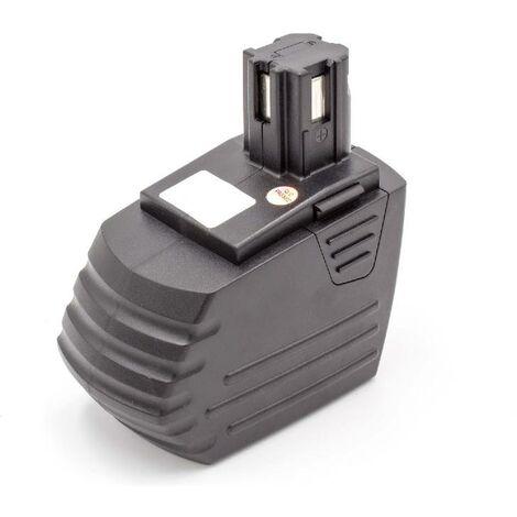 vhbw Batterie remplacement pour Hilti SFB150, SFB155 pour outil électrique (1500mAh NiMH 15,6V)