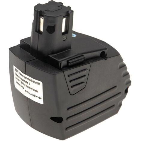 vhbw Batterie remplacement pour Hilti SFB150, SFB155 pour outil électrique (2500mAh NiMH 15,6V)