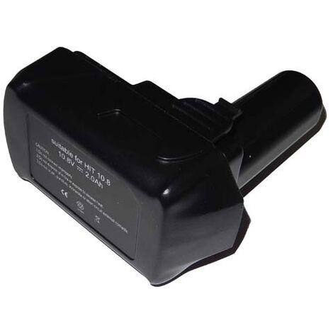 vhbw Battery 2Ah (10.8V) for Hitachi / HiKOKI FDB 10DL, FDB10DFL, FDB10DL, FDS10DFL, FWH 10DCL, FWH 10DL, FWH10DCL, FWH10DFL, GP10DL, UB 10DL, UB10DL