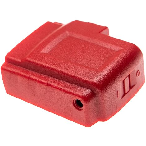"""main image of """"vhbw Battery Adapter compatible with Milwaukee Tool/Battery for Heating Jacket - For 18 V Batteries (M18)"""""""