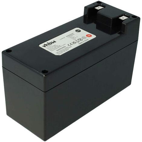 vhbw battery compatible with Alpina 124563 robotic lawnmower (10200mAh, 25.2V, Li-Ion)