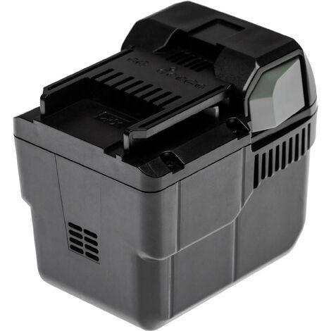 vhbw Battery compatible with Hitachi DH 36DAL, DH36DL Electric Power Tools (3000mAh 36V Li-Ion)