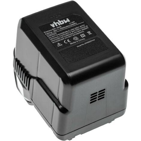vhbw Battery compatible with Hitachi DH 36DAL, DH36DL Electric Power Tools (4000mAh 36V Li-Ion)