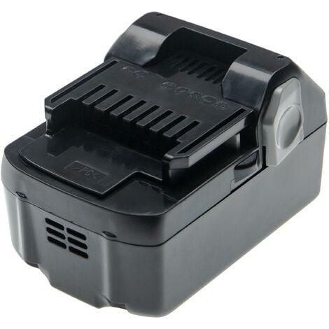 vhbw Battery compatible with Hitachi / HiKOKI C 14DSL, C 14DSL2, C 14DYSL, C 14DYSL2 Electric Power Tools (4000mAh Li-Ion 14.4V)