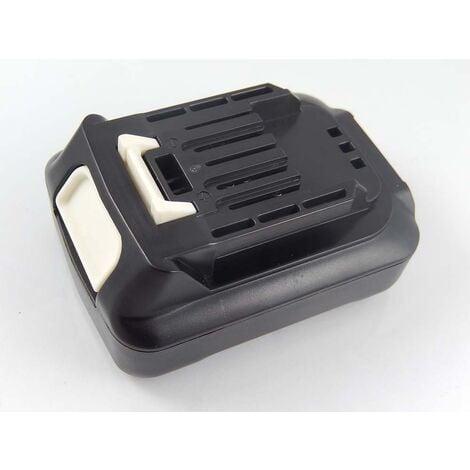 "main image of ""vhbw Battery compatible with Makita DMR107, DMR108, DMR110, DMR202, DS032 Electric Power Tools (2000mAh Li-Ion 12V)"""