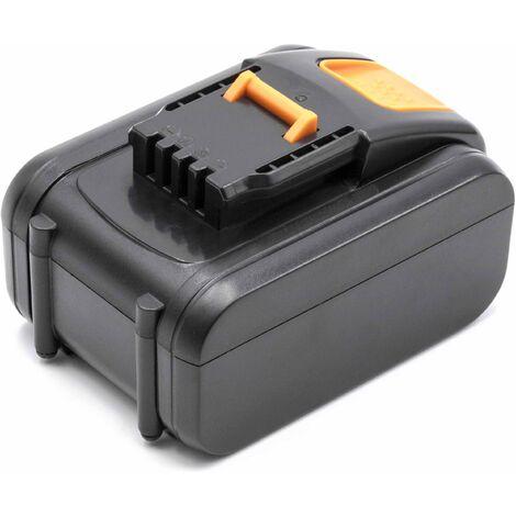 vhbw Battery compatible with Worx WG163E.1, WG163E.2, WG184E, WG547E, WG547E.1, WG584E, WG778, WG801E, WG894, WX027 Power Tools (3000mAh 20V Li-Ion)