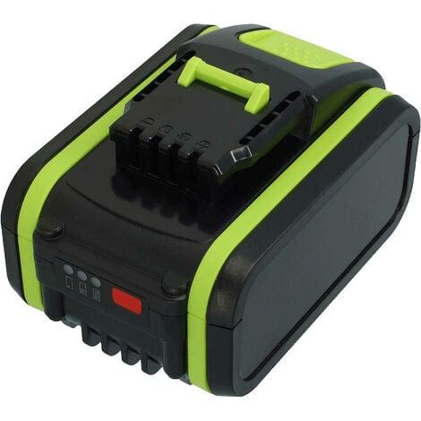 vhbw Battery Replacement for Worx WA3553, WA3604 for Robotic Lawnmower (4950mAh, 20V, Li-Ion)