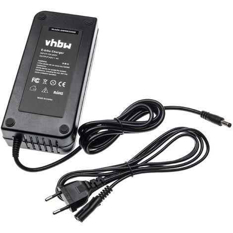vhbw Bloc d'alimentation compatible avec Bosch Indego 1000 Connect, 10C, 1100 Connect, 1200 Connect, 1300, 13C, 800, 850 robot tondeuse base