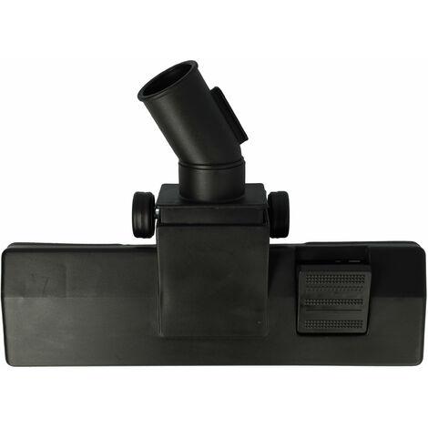 vhbw Bodendüse 32mm Typ 2 Ersatz für Rowenta RS-RT1941, RS-RS8890, RS-RT0380, ZR001801 für Rowenta Staubsauger