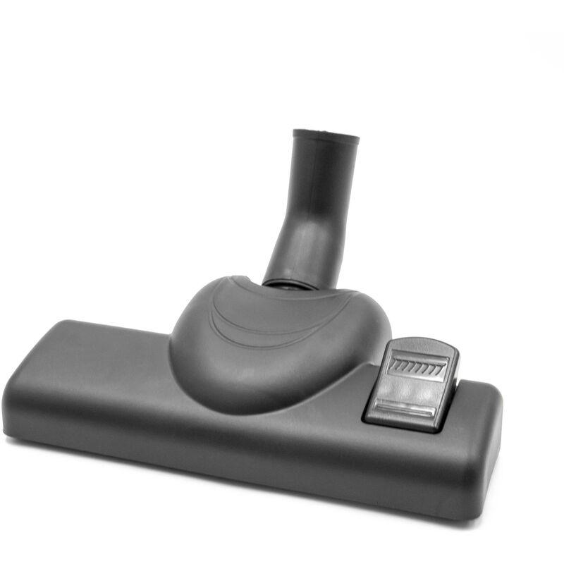 Boquilla compatible con Rowenta Spaceo RO163011/410, RO163011/411, RO165011/410 aspiradora con conexión redonda 32 mm, 25.5 cm - Vhbw