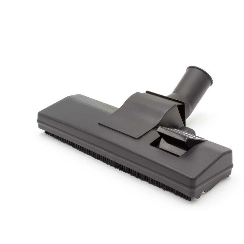 Boquilla de suelo 32mm modelo 3 para aspiradoras Progress (Lux) P152, P182, P218, P248, P2610, P2630, P2640G, P2640R, P2641, etc - Vhbw