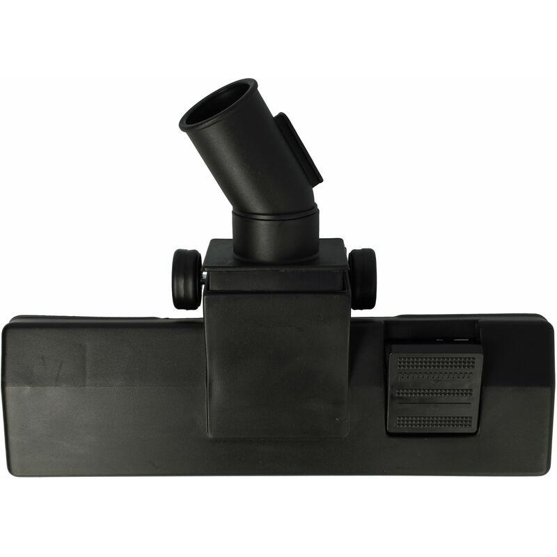 Boquilla de suelo 32mm tipo 2 compatible con Rowenta Intensium Upgrade RO667511/410, RO667911/410, RO668211/410, RO668211/411; aspiradoras - Vhbw