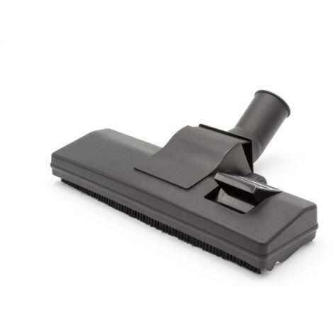 vhbw Boquilla flexible para huecos de 73 cm de largo con accesorio de cepillo para aspiradoras multiusos de Siemens 32mm-35mm