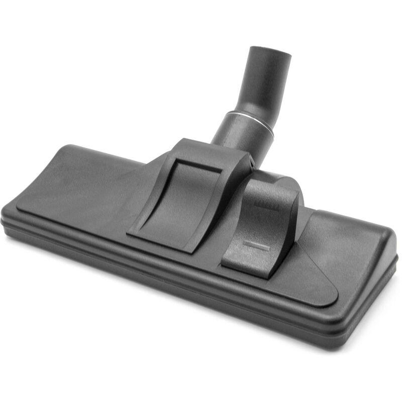 Boquilla de suelo, boquilla parquet tipo 11 con conexión de 32 mm compatible con Rowenta Compact Power RO384111/410, ... - Vhbw