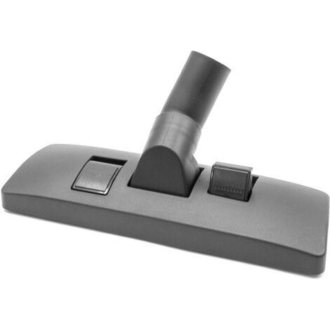 vhbw Boquilla de suelo combi, tipo 44, con conexión de 32mm de repuesto para aspiradora Nilfisk 22359800, 1408492520, 107408042