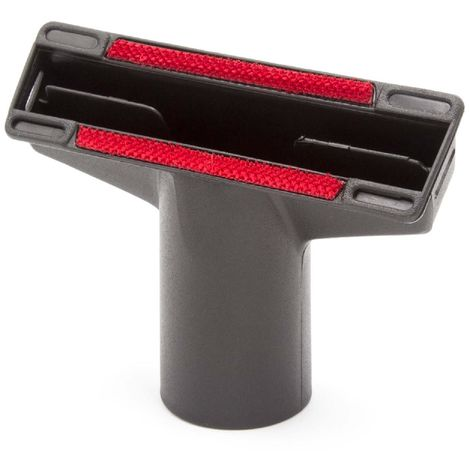 vhbw Boquilla tapizados, boquillas muebles, conexión 35mm para aspiradoras Kärcher NT 22/1 Ap L, NT 22/1 Ap Te L