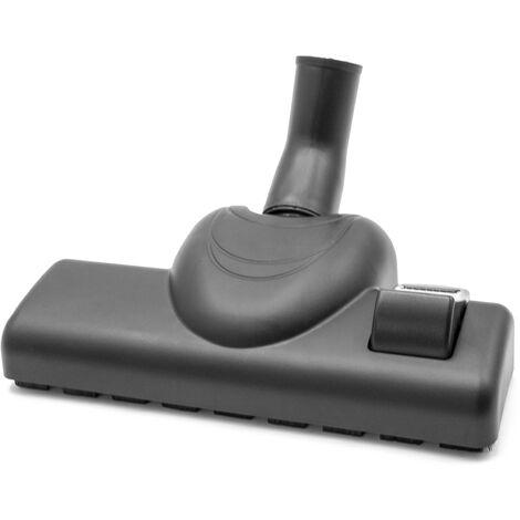 vhbw brosse universelle aspirateur type 34, embout de 32 mm compatible avec Dirt Devil M7013-0, M7013-1, M7013-2, M7013-3, M7013-4, M7013-5, M7013-6