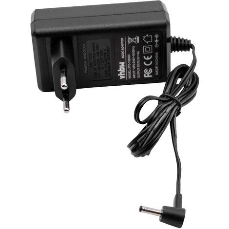 vhbw Cable fuente de alimentación transformador adecuado para Google Home altavoz inteligente