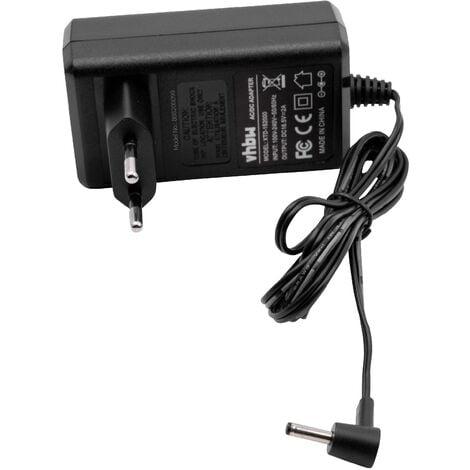 vhbw Cable fuente de alimentación transformador repuesto Google W033R004H, W16-033N1A para altavoz inteligente